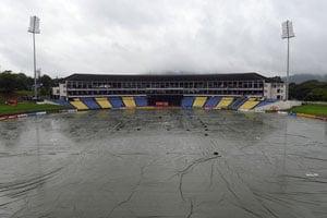 Sri Lanka-New Zealand ODI abandoned due to rain