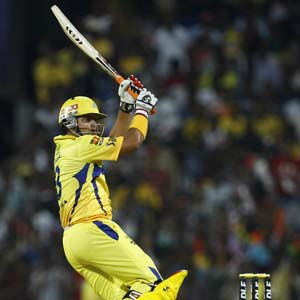 Suresh Raina becomes first player to cross 2000 runs in IPL