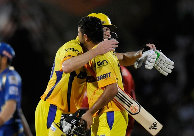 IPL 2014: Chennai Super Kings Eliminate Mumbai Indians, Will Play Punjab for Spot in Final