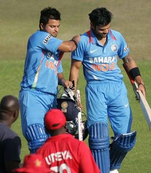 India vs Zimbabwe 3rd ODI highlights: India's 7-wicket win, as it happened