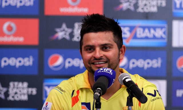 IPL 7: Suresh Raina Praises Chennai Super Kings Bowlers for Setting The Tone In Run Chase