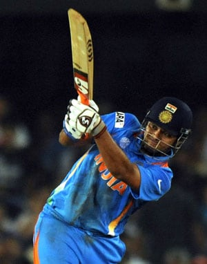 India vs England, Dharamsala: Suresh Raina completes 4000 ODI runs