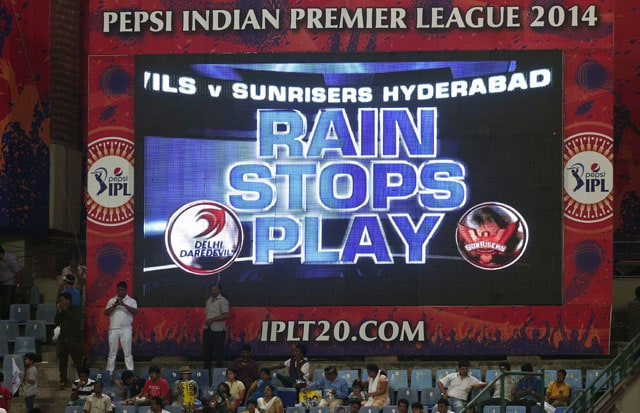 IPL 7 DD vs SRH, Highlights: Sunrisers Hyderabad Survive Rain Intervals to Claim Victory Over Delhi Daredevils