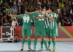 Raja stuns Ronaldinho's Atletico at Club World Cup