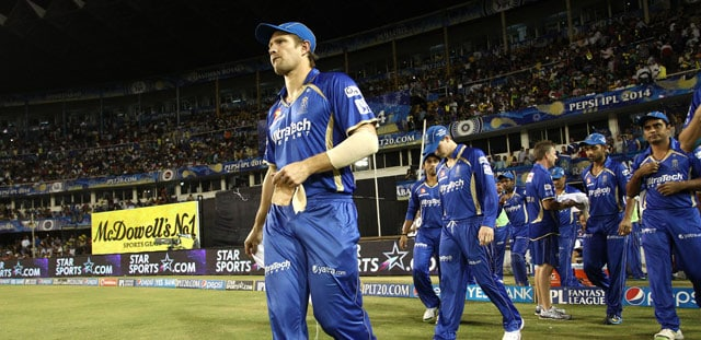 IPL 7: Misread the Conditions, Says Rajasthan Royals' Hat-Trick Man Shane Watson After Loss to Sunrisers Hyderabad