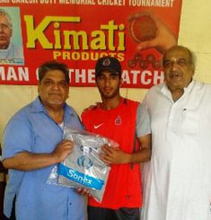 GG Dutt memorial cricket: Sporting reach semis with win over Rajasthan