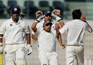 Rajasthan set to retain Ranji title