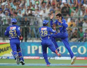 Enforcement Directorate slaps 100 Crore penalty on Rajasthan Royals