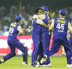 IPL 2013: Clinical Kolkata Knight Riders face upbeat Rajasthan Royals