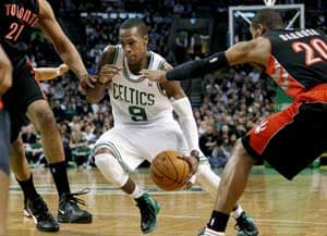 Celtics beat Raptors 96-73 to snap 5-game skid