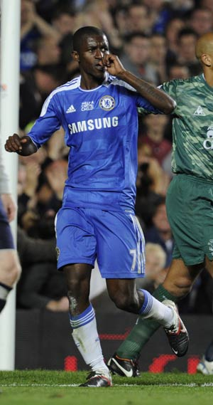 Chelsea star Ramires to miss Genk clash