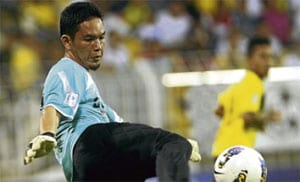Malaysian goalkeeper probed over match-fixing