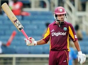 Great survivor Sarwan guides West Indies to ODI series win over Zimbabwe