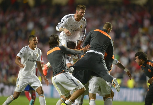 UEFA Champions League: Real Madrid Win Title After 12 Years
