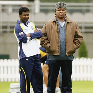 Ranatunga says he will substantiate fixing allegations