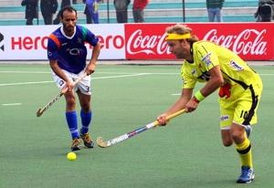 Hockey India League: Ranchi Rhinos beat UP Wizards 2-1