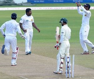 2nd Test: Sri Lanka beat Bangladesh by 7 wicket to clinch series
