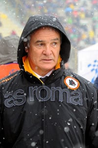 I am not leaving: AS Roma coach Claudio Ranieri