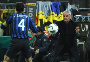 Inter scramble draw as pressure grows on Ranieri