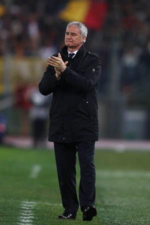 Ranieri vows to bring back real Inter
