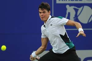 Raonic sails past Almagro to reach Chennai Open final