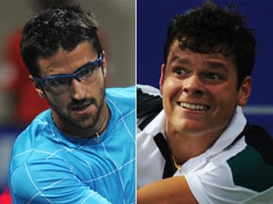 Raonic to meet Tipsarevic in Chennai Open final