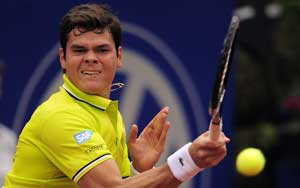 Raonic beats Murray in Barcelona upset