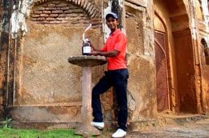 Rashid Khan wins SAIL-SBI Open golf