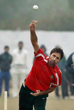 Ranji Trophy: Parvez Rasool's Jammu and Kashmir face stern Punjab test in maiden quarterfinal tie