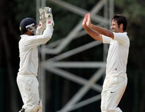 Warm-up: Parvez Rassol takes seven to dismiss Australia for 241