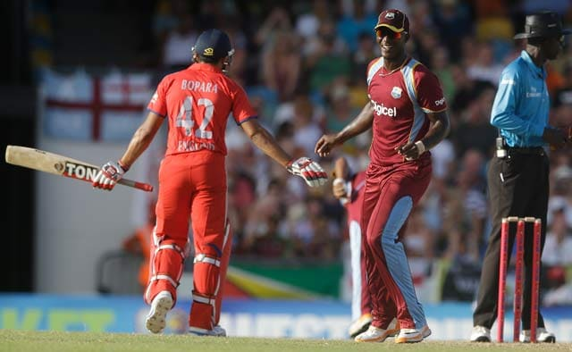 Darren Sammy, Marlon Samuels, Ravi Bopara fined for altercation
