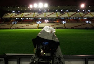 Rayo Vallecano brand light sabotage as 'terrorism'