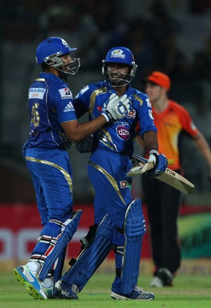 CLT20 highlights: Mumbai Indians hammer Perth Scorchers by 6 wickets, qualify for semis