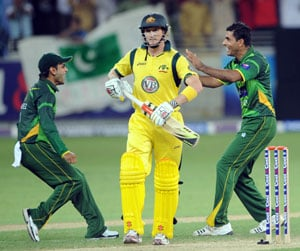 Abdul Razzaq rapped for criticising Pakistan skipper