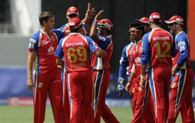 Live cricket score, Royal Challengers Bangalore vs Kolkata Knight Riders
