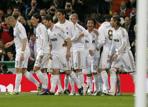 Champions League: Real Madrid ready for CSKA and the cold
