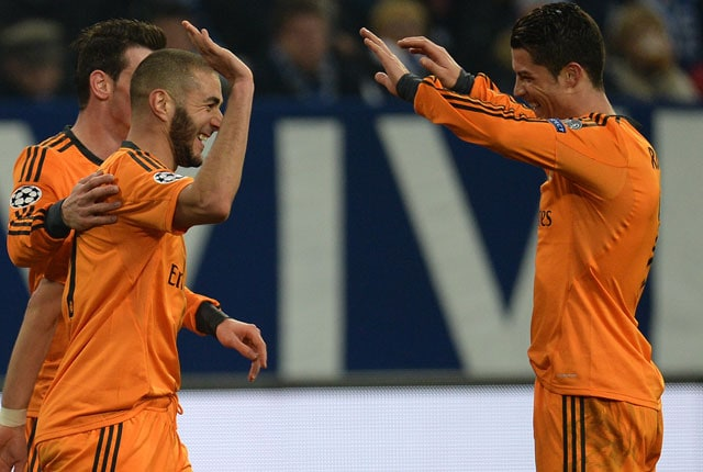 UEFA Champions League: Real Madrid C.F. rout Schalke 6-1 to earn rare win in Germany