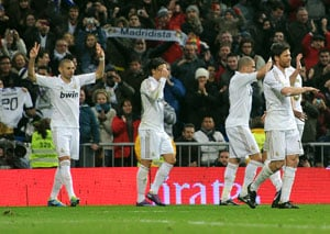 Real come from behind to beat Malaga