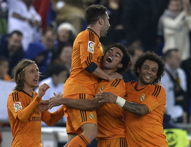 Real Madrid remain world's richest football club