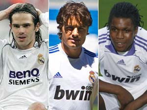 Transfer Window: Star-studded Real Madrid let trio leave