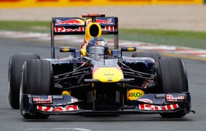 Technical flaw hits Red Bull at last