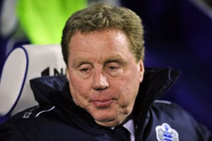 Harry Redknapp rues Loic Remy injury setback
