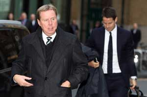 QPR approach Harry Redknapp after sacking Mark Hughes