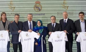 Real Madrid-themed UAE hotel seeks investors