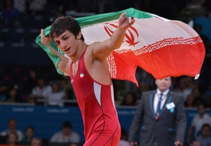 London 2012 Wrestling: Reihanpour adds Olympic title to five worlds