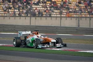 Chinese F1: Paul di Resta collects four points for Force India