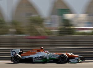 Paul di Resta manages two points from Abu Dhabi GP
