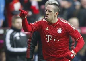 Bayern Munich is more important than France for Franck Ribery