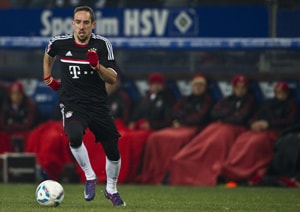 Bayern Munich's Lahm backing Ribery after Madrid misery