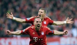 UEFA Champions League: Late Gomez strike gives Bayern win over Real